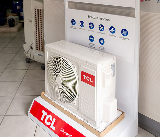 TCL Air Conditioners Alturas