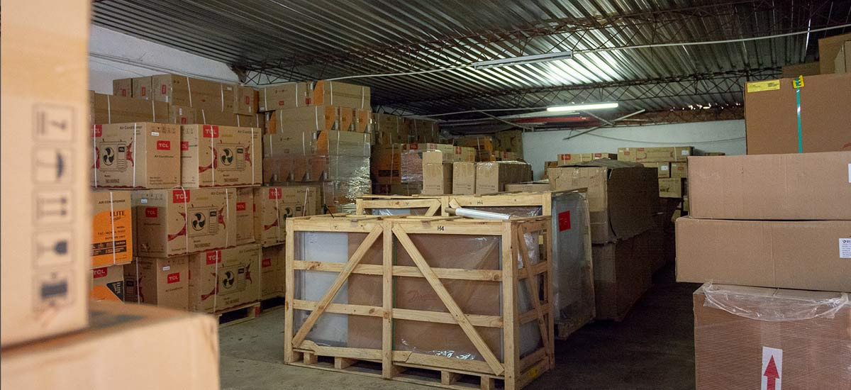 Warehousing and Dispatch Alturas Harare
