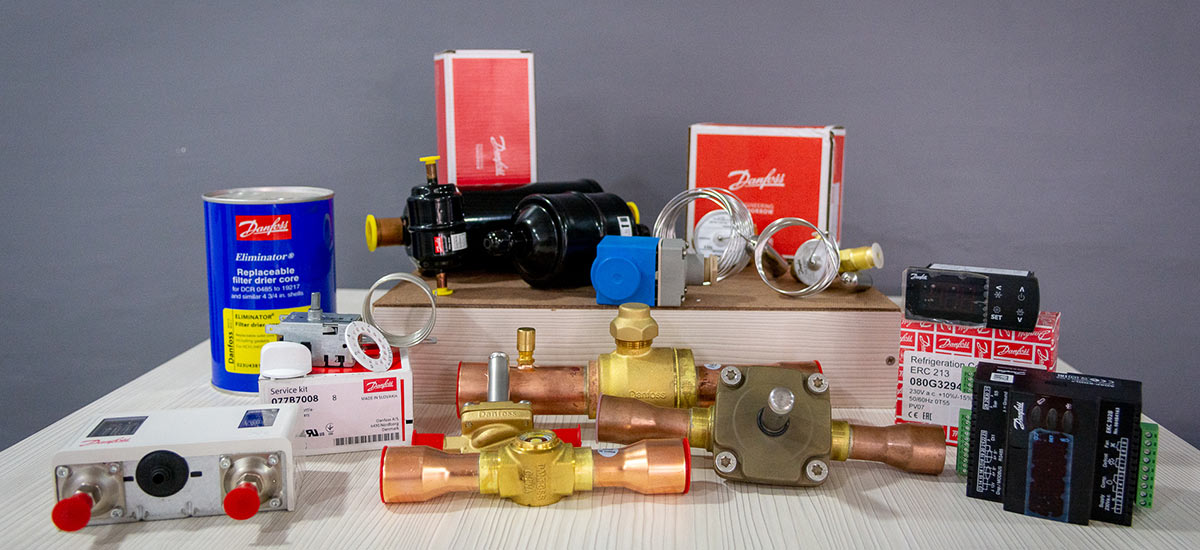 Danfoss Accessories and Spares Alturas