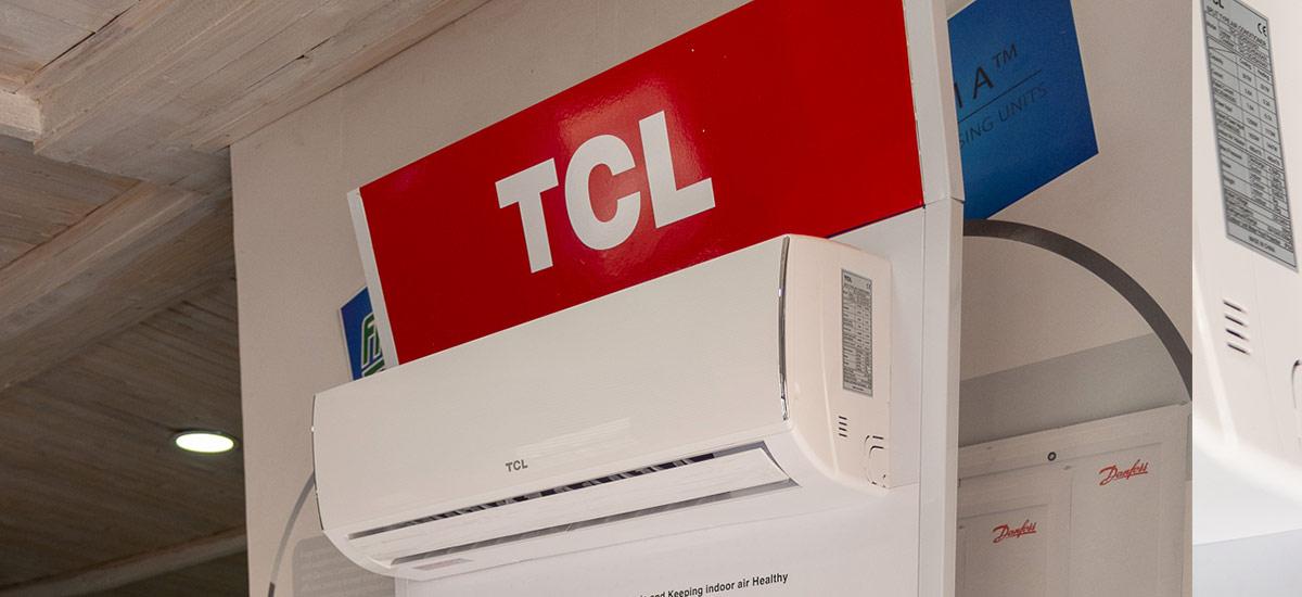 TCL Air Conditioner Alturas Harare